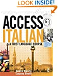 Access Italian: A First Language Cour...