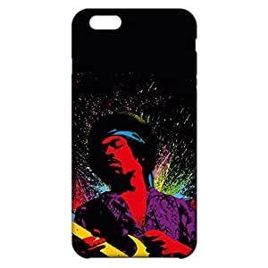 ezyPRNT Jimi Jimi Printed Mobile Back Case Cover for Apple iPhone 6s plus