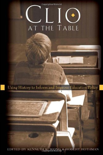 Clio at the Table: Using History to Inform and Improve...