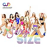 CYBERJAPAN DANCERSエクササイス CD&DVD「SEXY SIZE」(DVD付)