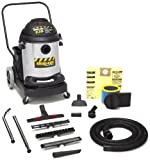 Shop-Vac 9624810 2.5 Peak Horsepower Flip N'Pour Wet/Dry Vacuum, 15-Gallon