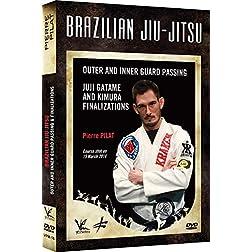 Brazilian Jiu-Jitsu - Juji Gatame & Kimura Finalizations