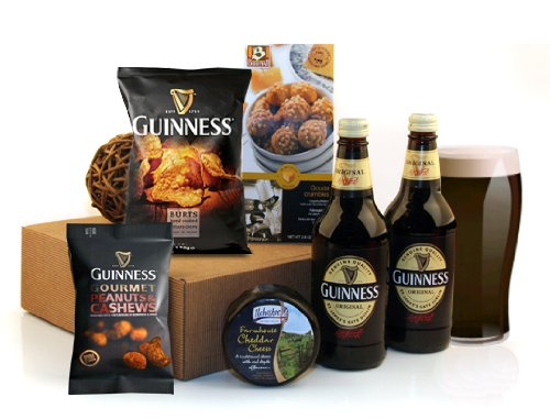 Beer Gifts The Magic of Guinness Gift Box for Men - SGS-001