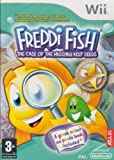 Freddi Fish 1: Case Of The Missing Kelp Seeds (Wii)