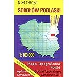 Sokolow Podlaski Region Map