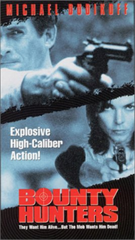 Bounty Hunter [VHS]