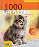 img - for 1000 Cat Names: From A to Z book / textbook / text book