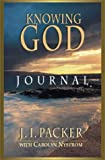Knowing God Journal (0830811850) by Packer, J. I.