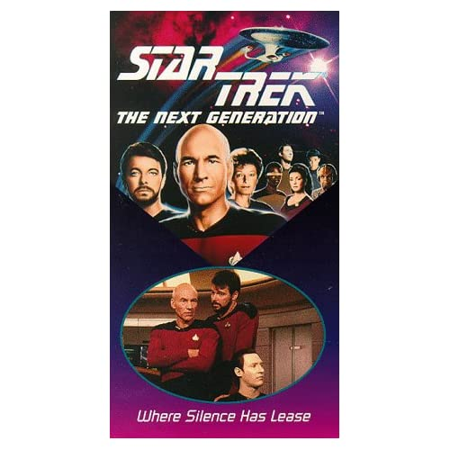 Star Trek - The Next Generation, Episode 28: Where Silence Has Lease movie