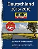 ADAC MaxiAtlas Deutschland 2015/2016 1:150 000