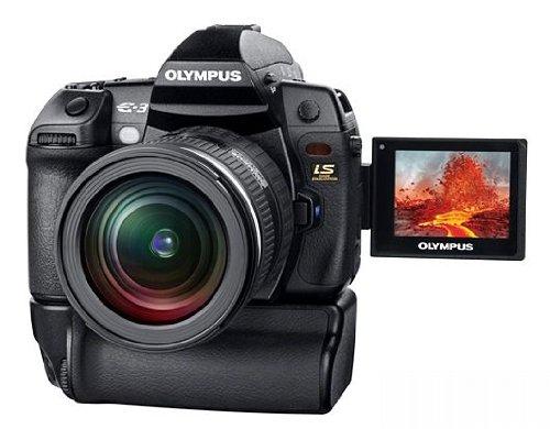 Olympus E-3 Digital SLR Camera (Body Only)