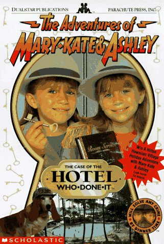 The Case of the Hotel Who-Done-It: A Novelization