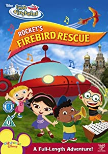 Rocket's Firebird Rescue [DVD]