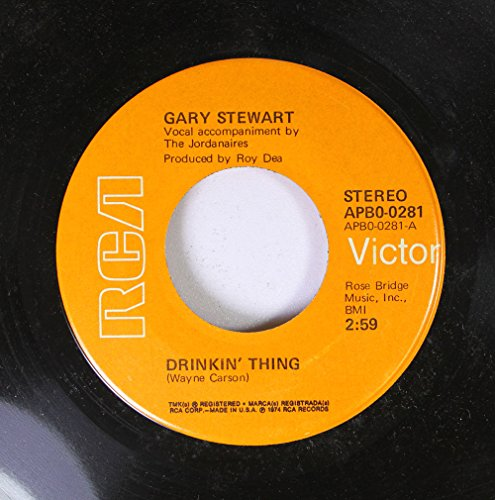 Gary Stewart - Drinkin
