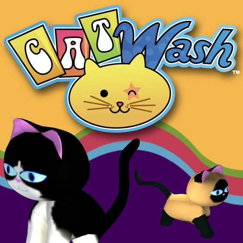 Cat Wash [Game Download]