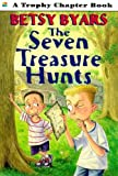 img - for The Seven Treasure Hunts (Trophy Chapter Books) book / textbook / text book