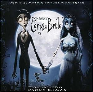 Corpse Bride (Novia Cadaver) -Tim Burton