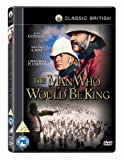 The Man Who Would Be King [DVD] [2010]