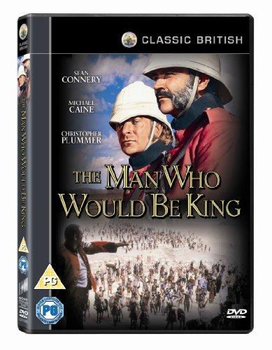 The Man Who Would Be King [Edizione: Regno Unito]