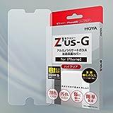 HOYA Z'us-G ゼウスジー for iPhone6 (4.7inch) 強化ガラス液晶保護カバー ハイクリア 【超強度】 【全面強化】 【アルミノシリケートガラス】耐衝撃、表面硬度9H、指紋・汚れ防止コート、気泡レス、スムースタッチ