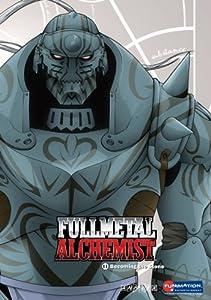 Fullmetal Alchemist, Volume 11: Becoming the Stone (Episodes 41-44)