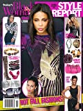 Today's Black Woman Magazine - Sanaa Lathan on Cover - Former Cosby Kid Keishia Knight Pulliam, As Well As Elise Neal, Singer Kelly Rowland and Real Housewives of Atlanta Star, Cynthia Bailey (October/November, 2011)