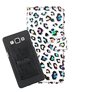 DooDa PU Leather Wallet Flip Case Cover With Card & ID Slots For Samsung Galaxy A5