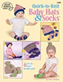 Quick-to-Knit Baby Hats & Socks (1590120302) by Edie Eckman