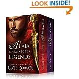 Alaia Chronicles: Legends, Volumes 1 & 2