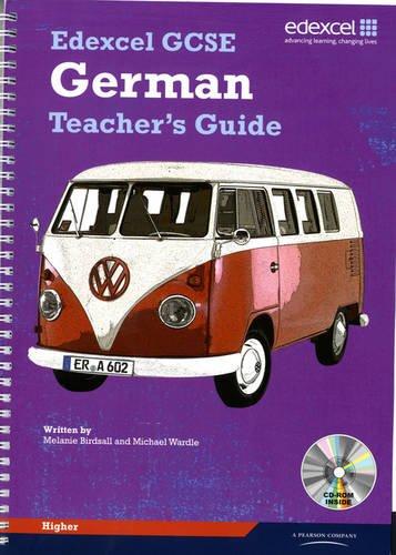 Edexcel GCSE German Higher Teachers Guide