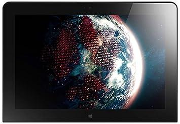 "Lenovo 20C1 Ordinateur portable hybride Tactile 10,1"" (25,4 cm) Noir (Intel Atom, 4 Go de RAM, 64 Go, Intel HD Graphics, Windows 8.1 Pro)"