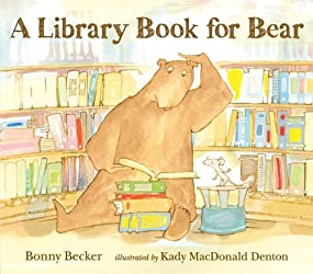 A Library Book for Bear (Bear and Mouse)