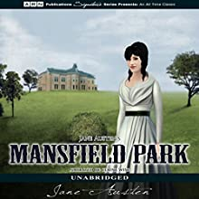 Mansfield Park Audiobook by Jane Austen Narrated by Elaine Wise