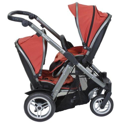 Joovy Qool Stroller Car Seat Adapter