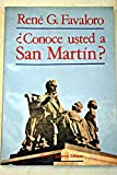 img - for Conoce Usted a San Martin ? (Spanish Edition) book / textbook / text book