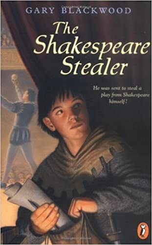 Synopsis Sheet for Shakespeare Stealer - The Literary Link