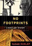 img - for No Footprints: A Darcy Lott Mystery book / textbook / text book