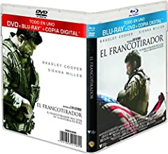 El Francotirador (DVD + BD + Copia Digital) [Blu-ray]