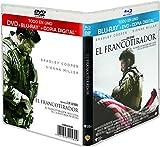 El Francotirador (DVD + BD + Copia Digital) [Blu-ray]