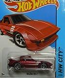 Hot Wheels HW City 21/250 Mazda RX-7