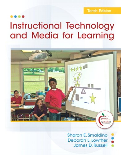 Instructional Technology and Media for Learning (10th...