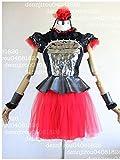 BABYMETAL SU-METAL風 コスプレ衣装オーダー自由 ディズニークリスマス、ハロウィン イベント仮装  コスチューム