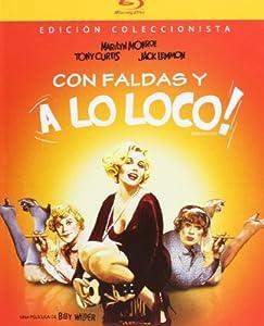 Con Faldas Y A Lo Loco - Formato Libro [Blu-ray]