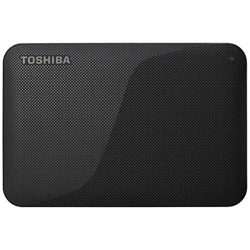 東芝 USB3.0接続 ポータブルハードディスク 2.0TB(ブラック)CANVIO BASICS(HD-ACシリーズ) HD-AC20TK -