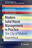 img - for Modern Solid Waste Management in Practice: The City of Malm  Experience (SpringerBriefs in Applied Sciences and Technology) book / textbook / text book