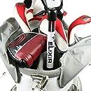 Elixir Golf Alignment Sticks (2Sticks) Golf Alignment Rods (Black), GTS-B