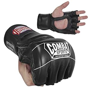 Combat Sports Pro Style MMA Gloves (Large)