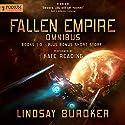 A Fallen Empire Omnibus: Books 1-3 Hörbuch von Lindsay Buroker Gesprochen von: Kate Reading