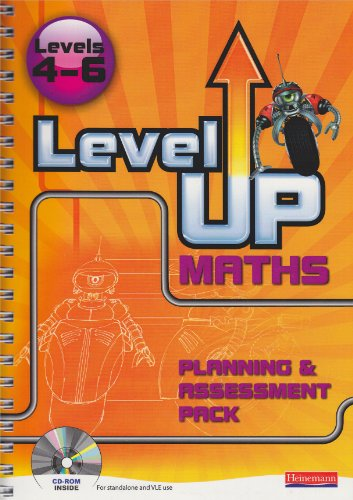 Level Up Maths: Teacher Planning and Assessment Pack (Level 4-6)