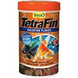 TetraFin Goldfish Flakes (Pack of 8)